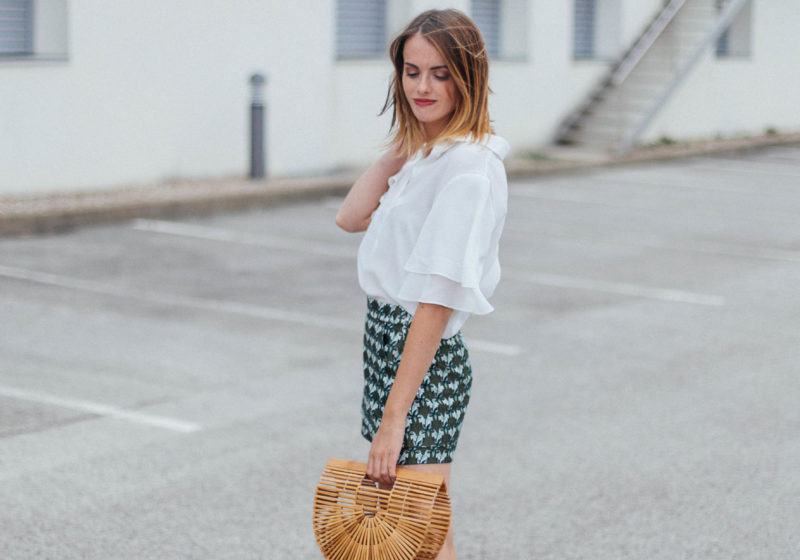 A Classy Summer Outfit