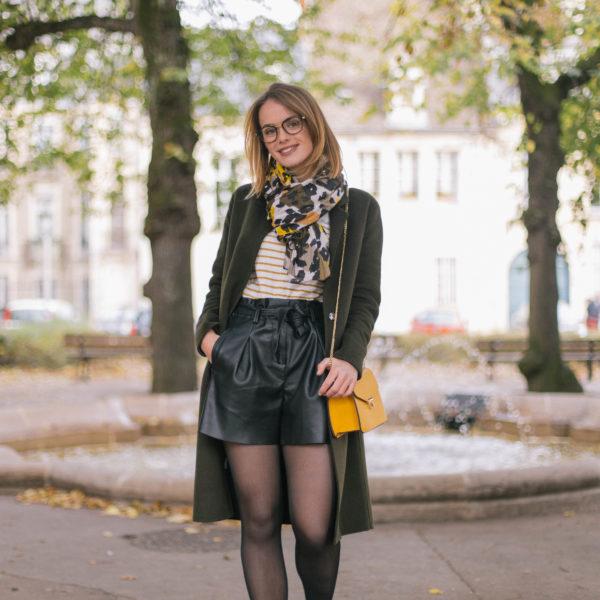 Fall Trend – Khaki & Mustard Yellow