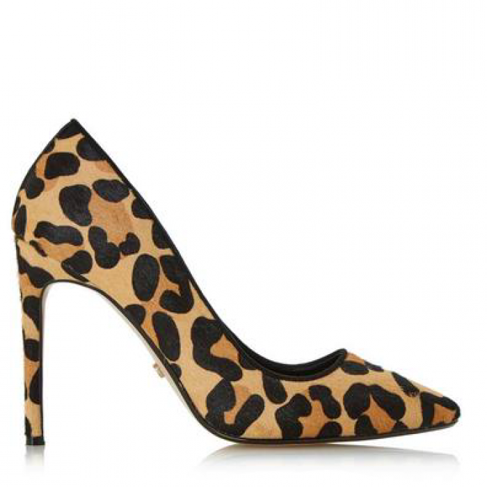 Dune London leopard pumps AMALFIE
