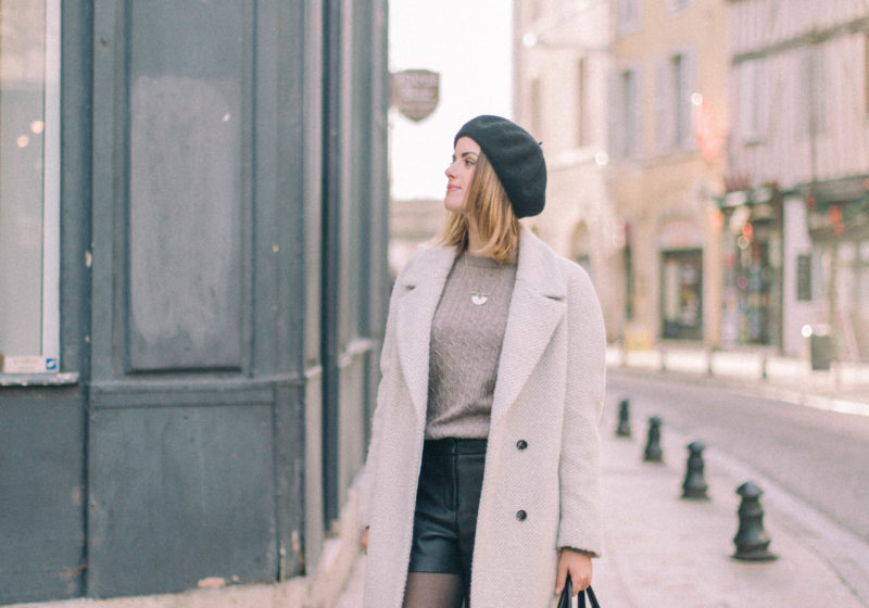 The Perfect Winter Outfit To Stay Warm
