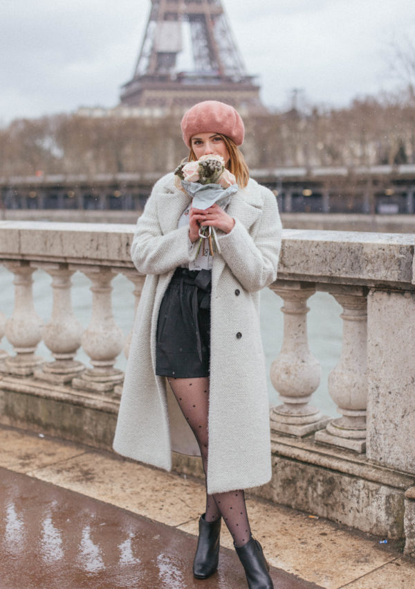A Romantic Parisian Look