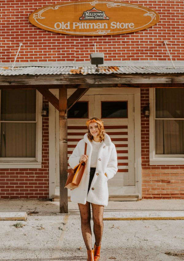 The Teddy Coat Trend