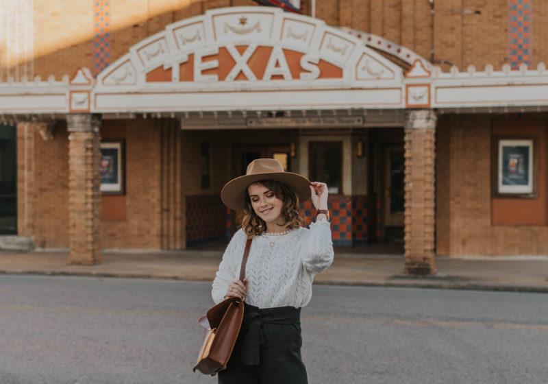 Modern & Minimal Western Look