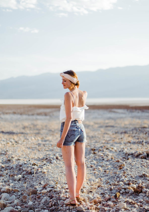 Daily Look – May 18th (Death Valley)